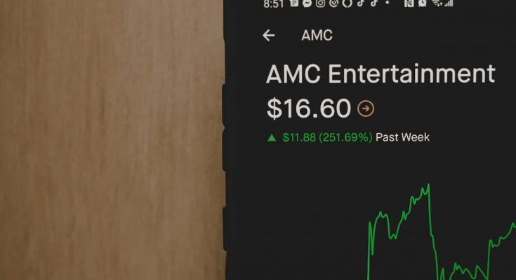 robinhood app on phone