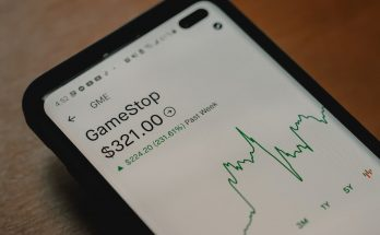gamestop stock on phone